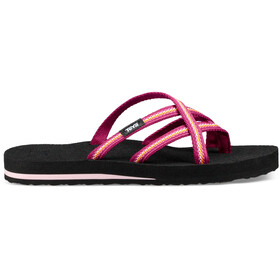 Teva Olowahu Sandals Women lindi boysenberry